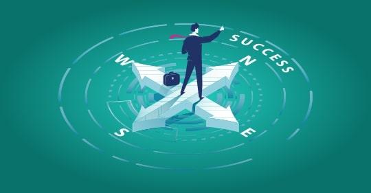 دستیابی سریع به موفقیت