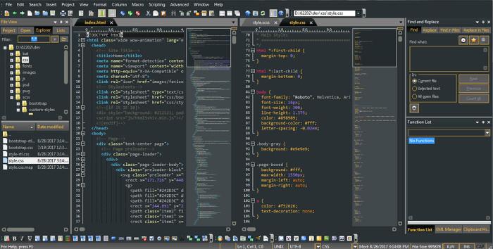 کد ادیتور UltraEdit