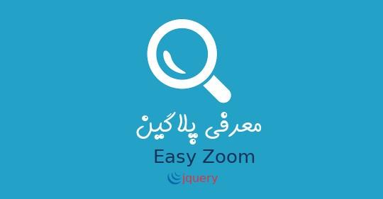 معرفی پلاگین EasyZoom