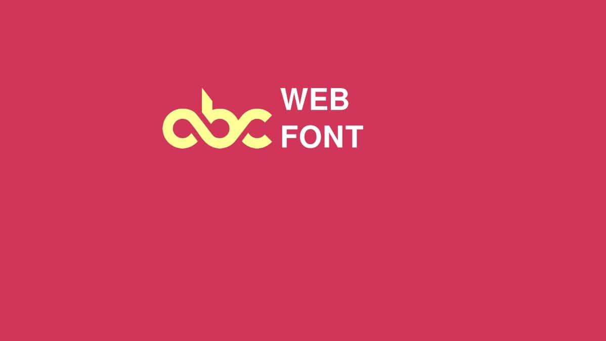 اضافه کردن فونت سفارشی به وب سایت از طریق CSS
